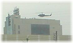 ヘリコプターの目的は人命救助、戦争中もそうだったのに