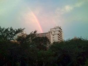 下町の虹は架け橋